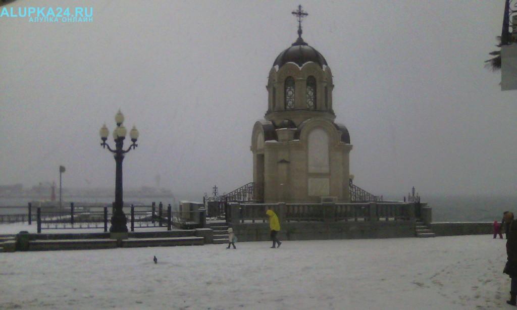 Часовня новомученников и исповедников российских в Ялте