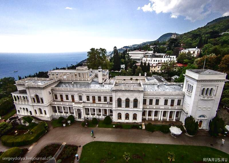 В Крыму проверят деятельность Ливадийского дворца