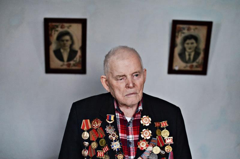 Последний защитник Аджимушкая Михаил Радченко