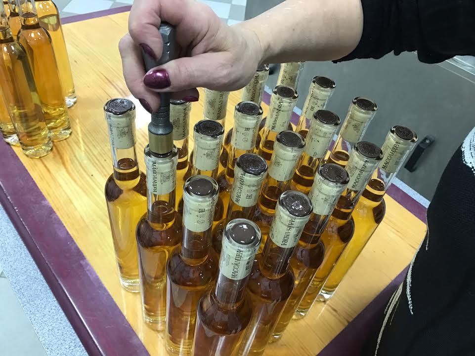 На гурзуфской винодельне начался розлив вин 3