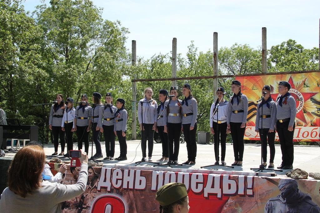 День Победы 2017: концерт 3