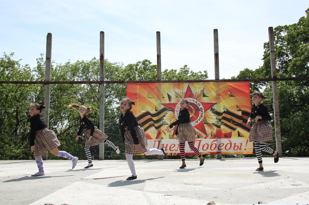 День Победы 2017: концерт 9
