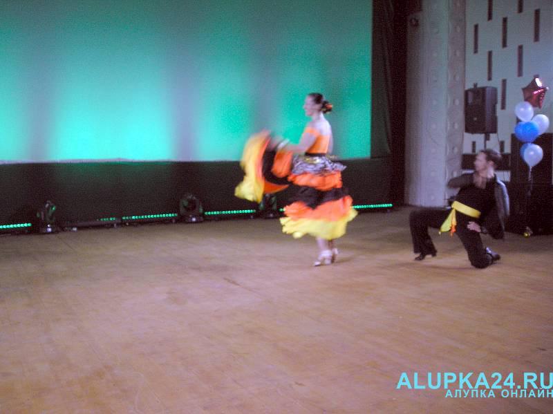 Открытие концертного зала «Черноморец»  в Симеизе 2