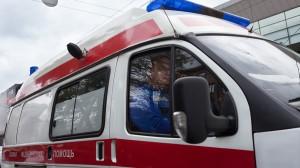 В Алупке избили водителя скорой помощи