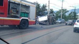ДТП в Массандре: пострадали 20 человек
