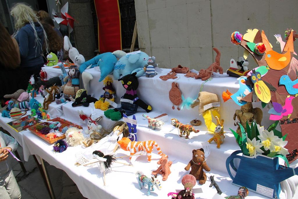 В Алупке День защиты детей отметили фестивалем «Солнечный круг» (фото) 3