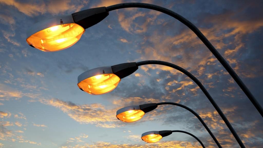 В Алупке отремонтируют наружное освещение