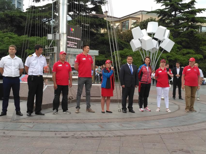 В Ялте проходит Чемпионат России по парусному спорту 5