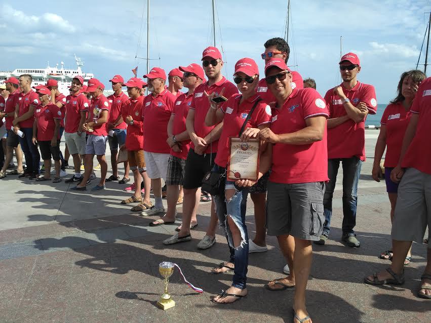 В Ялте проходит Чемпионат России по парусному спорту 3