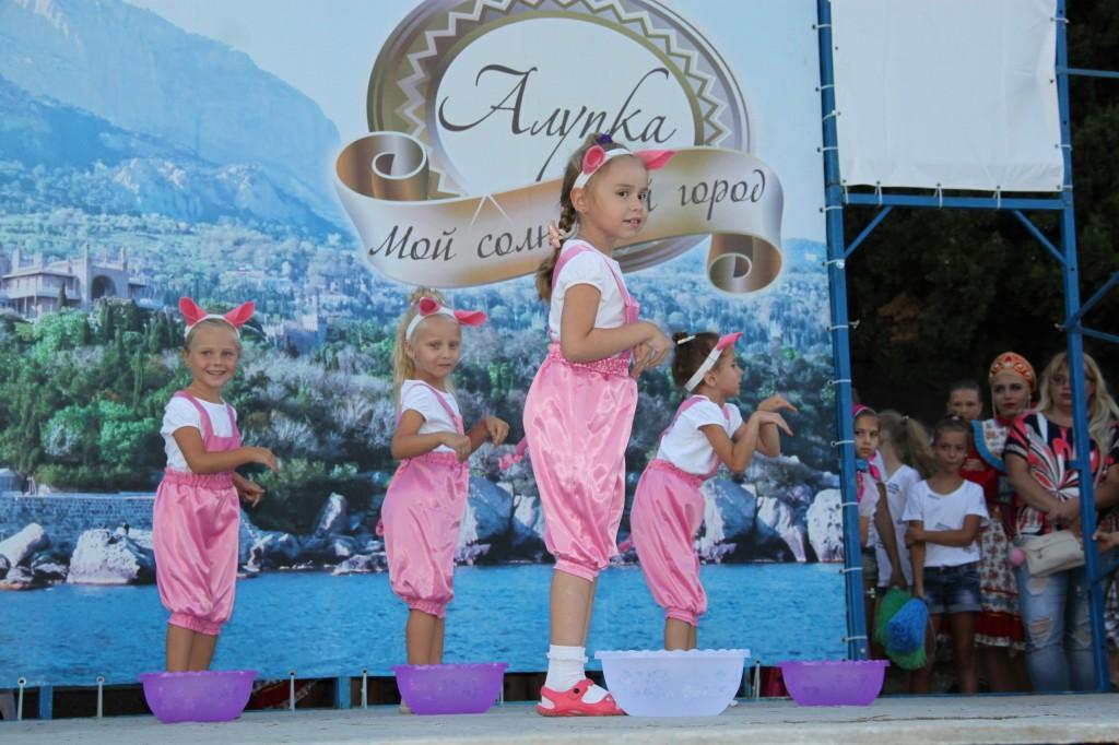 В Алупке отметили День города 2017 6