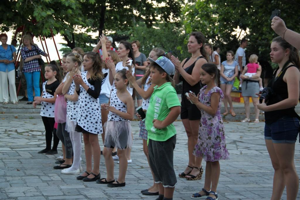 В Алупке отметили День молодёжи 7
