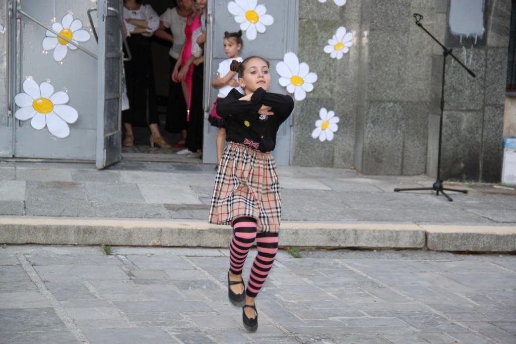 В Алупке отметили День молодёжи 6