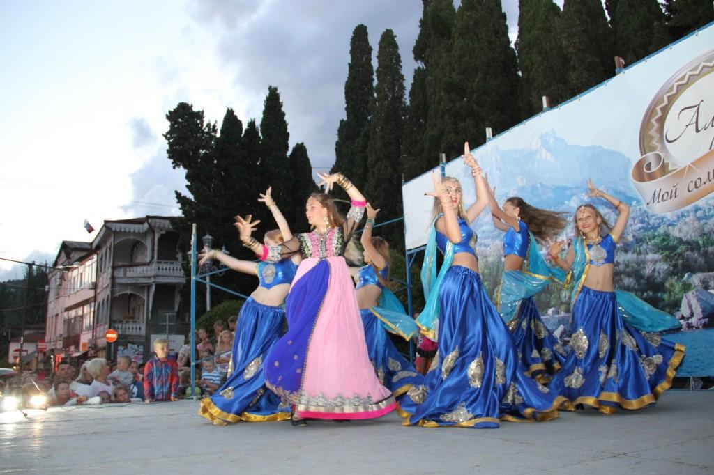 В Алупке отметили День города 2017 17