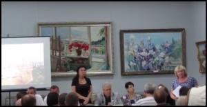 Подробности встречи алупкинцев с министром культуры Крыма по поводу закрытия Воронцовского парка