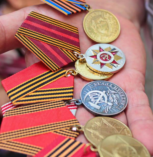 Медали Веры Кравцовой