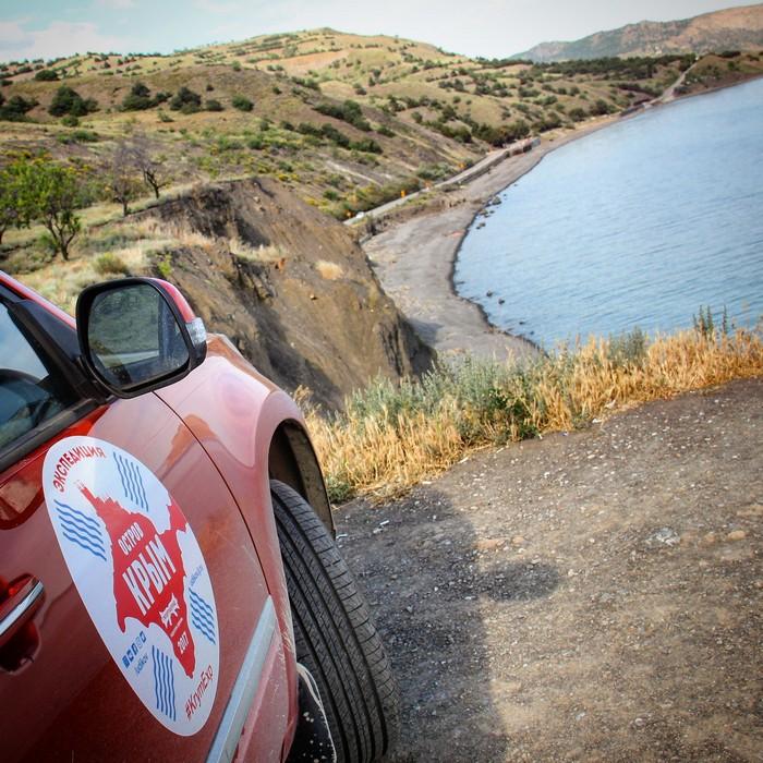 Сочинский блогер объехал весь Крым – от Керчи до Тарханкута 11
