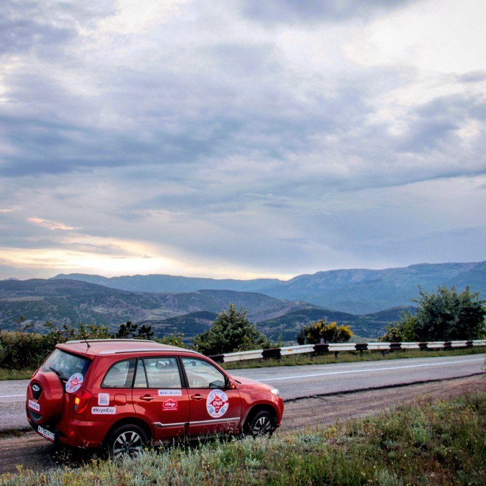 Сочинский блогер объехал весь Крым – от Керчи до Тарханкута 3