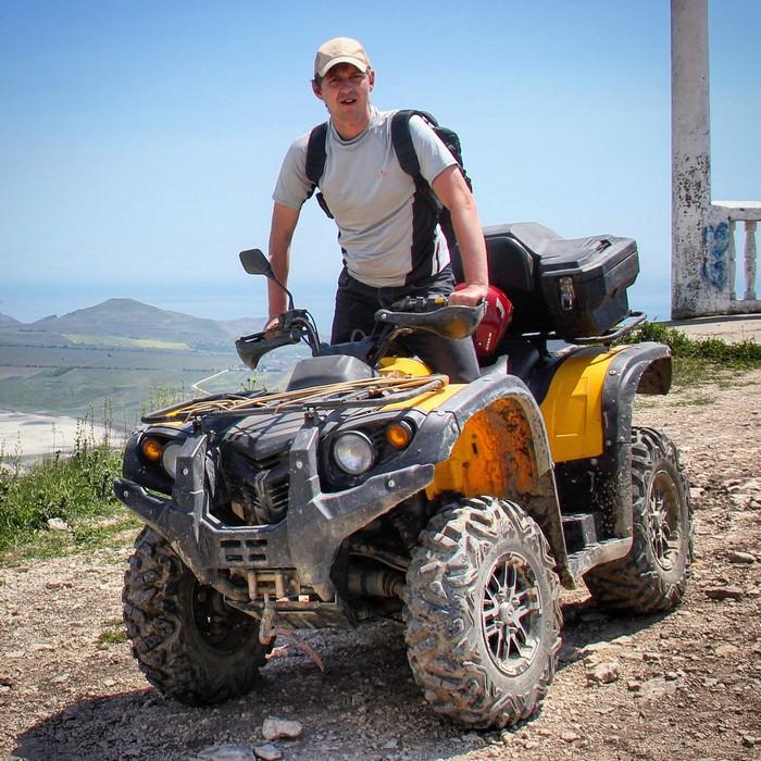 Сочинский блогер объехал весь Крым – от Керчи до Тарханкута 4