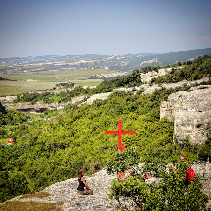 Сочинский блогер объехал весь Крым – от Керчи до Тарханкута 2