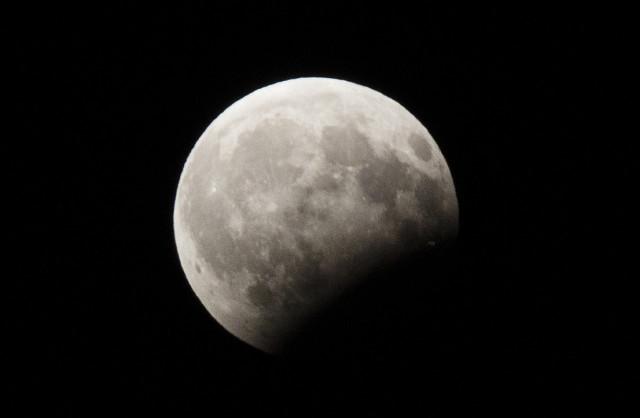 Во время лунного затмения на Землю могли прибыть пришельцы 2