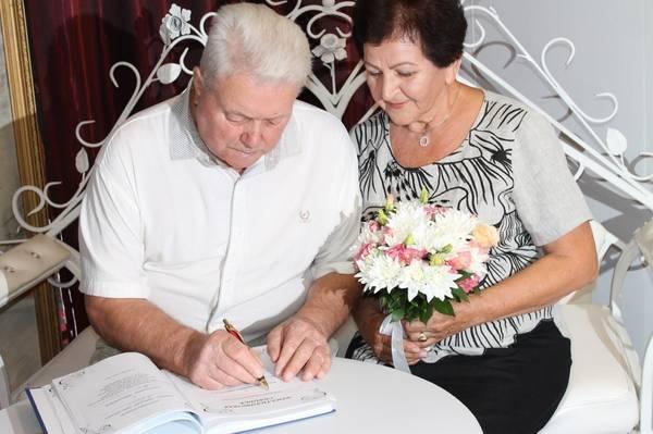 Юрий и Людмила Воробьёвы прожили в браке уже 60 лет