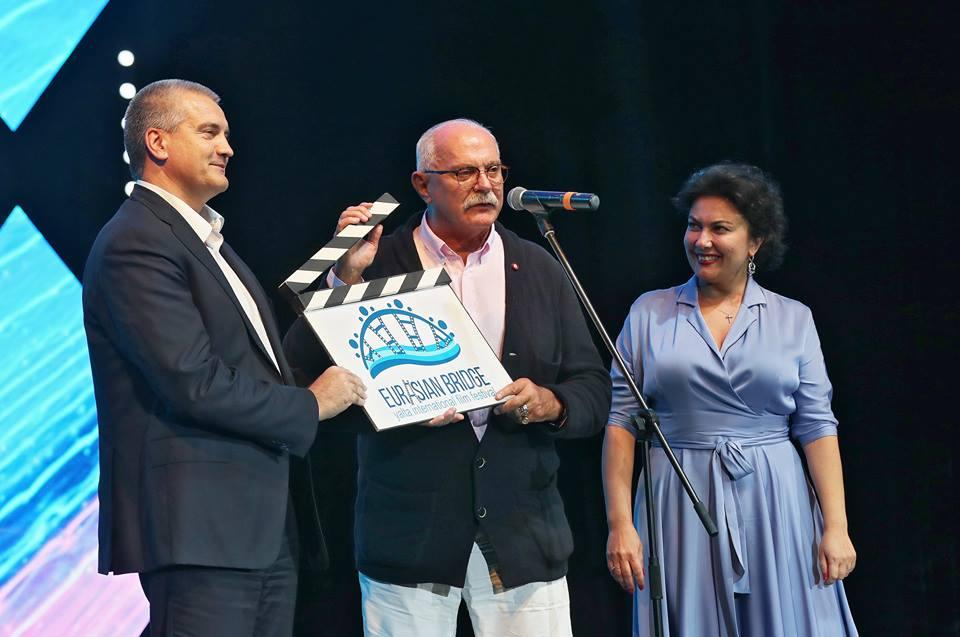 В Ялте открылся Международный фестиваль «Евразийский мост»