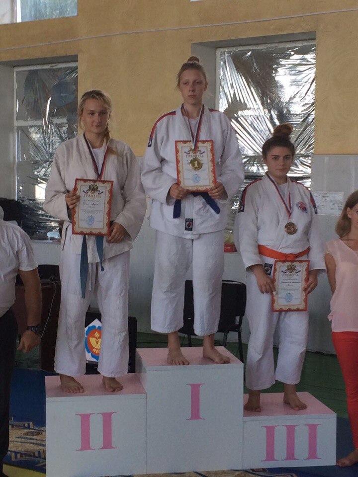 Алупкинские дзюдоисты заняли призовые места на Открытом первенстве Крыма 3