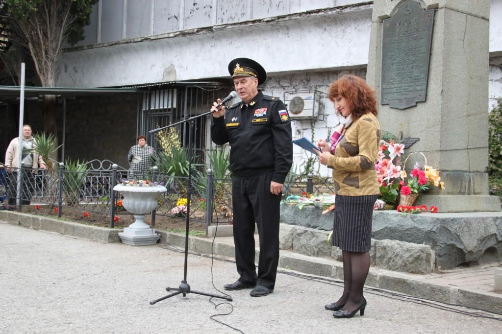 В Алупке отметили 97-ю годовщину со Дня рождения Амет-Хана Султана 4