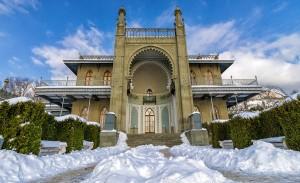 В Воронцовском дворце пройдут новогодние и рождественские гуляния