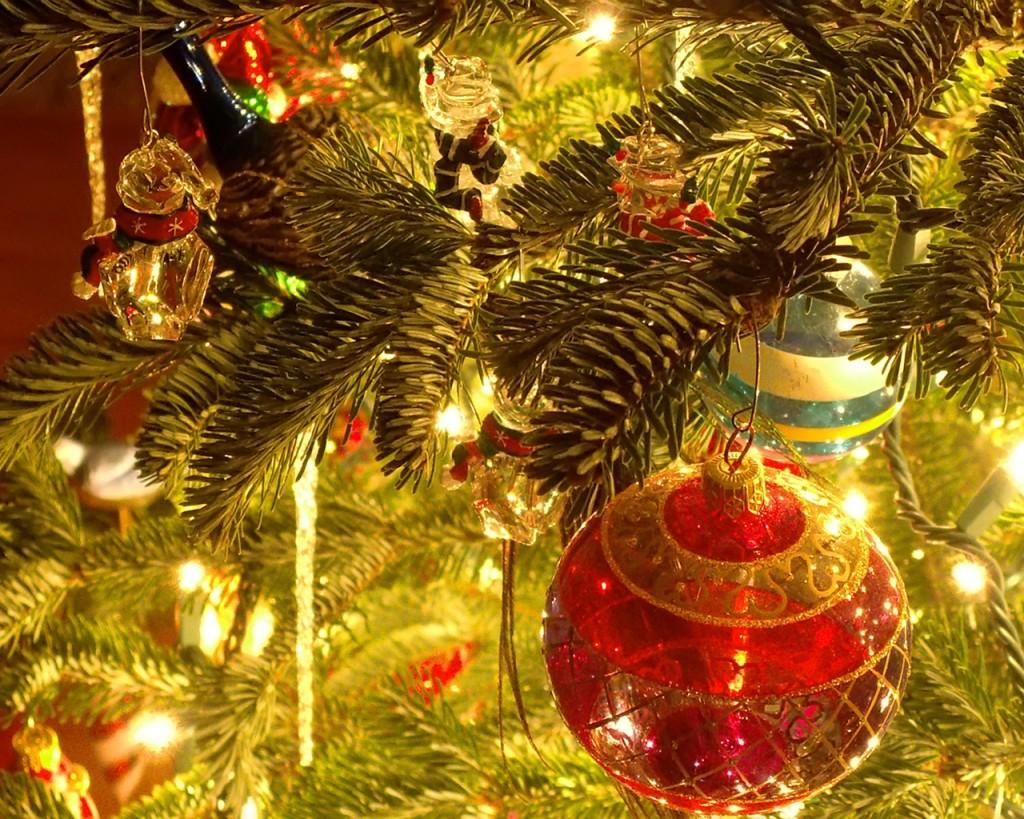 Главную ёлку Ялты в 2017 году откроют в День Святого Николая
