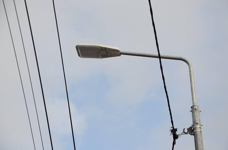 В Алупке завершили капитальный ремонт наружного освещения 4