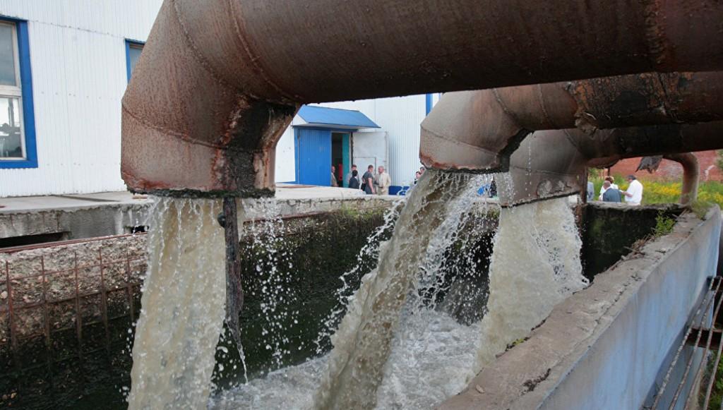В Ялте построят новые и реконструируют старые канализационно-очистные сооружения