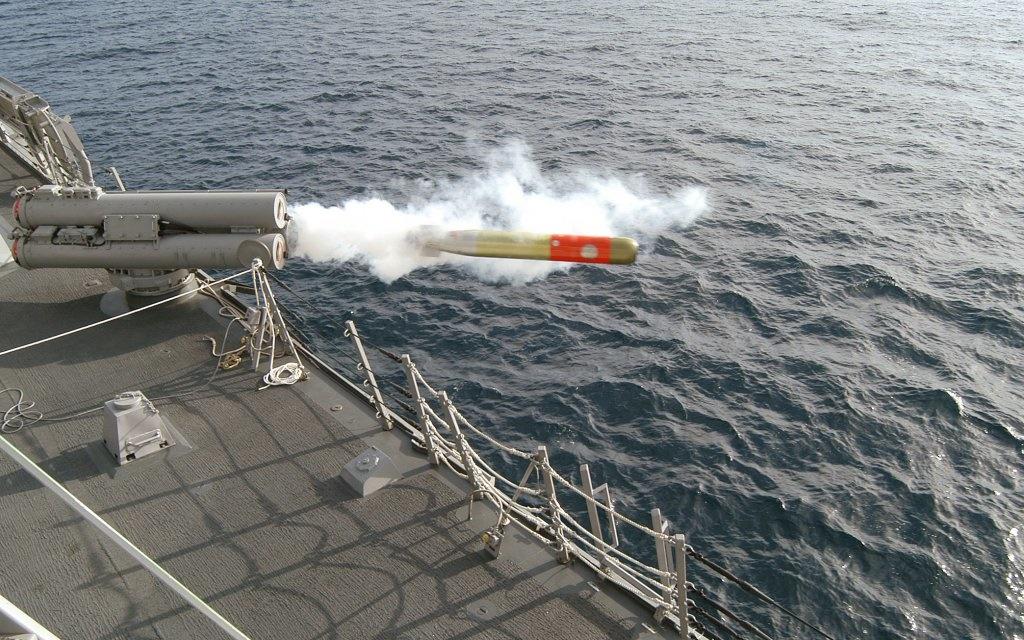 В Крыму появился оружейный полигон для испытания современных торпед