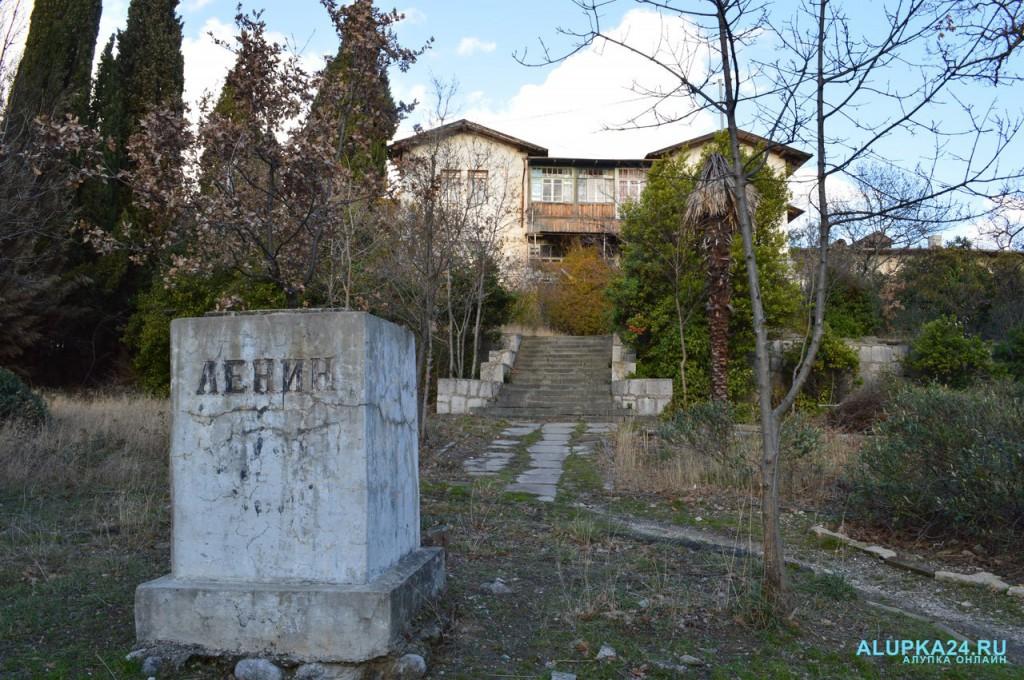 Дом генерала Милютина в Алупке: история и фото