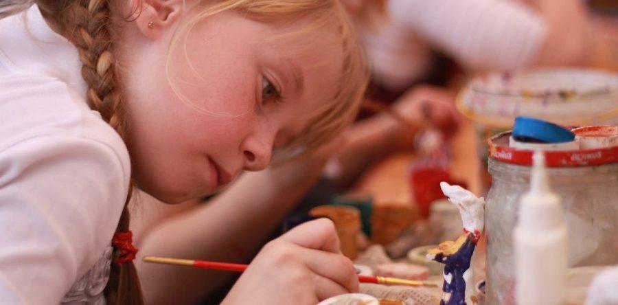 Детей Большой Ялты приглашают на ремесленные занятия