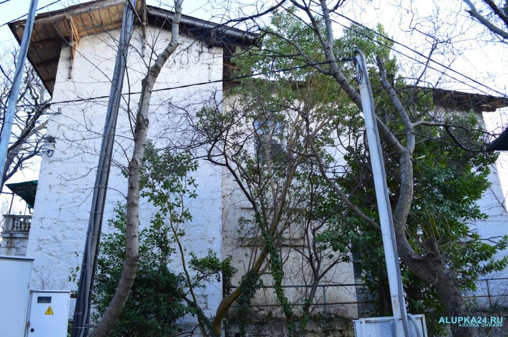 Дом генерала Милютина в Алупке: история и фото 4
