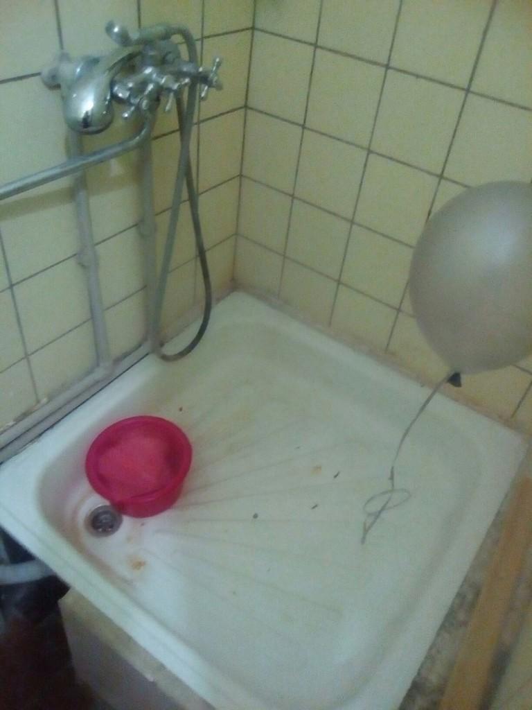 Недетские условия детской по 2ликлиники в Ялте