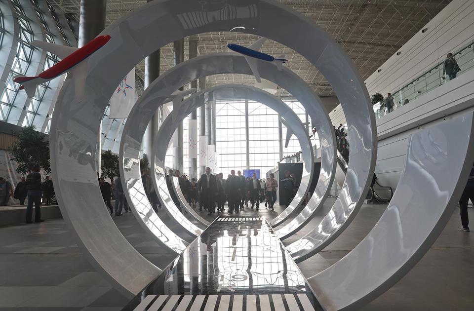 В Крыму начал работу новый аэровокзальный комплекс симферопольского аэропорта 4