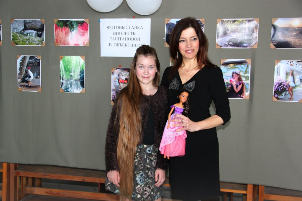 В Алупке открылась фотовыставка Виолетты Каштановой в честь годовщины освобождения города 3