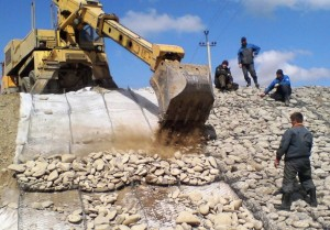 В Симеизе проведут берегоукрепительные работы в районе санатория «Пионер»
