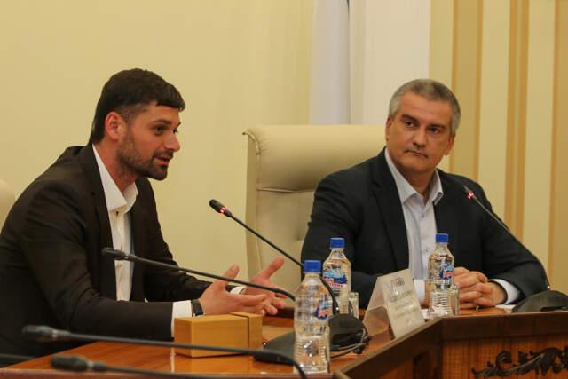Аксёнов и Козенко назвали задержание экс-мэра Ялты политическим заказом