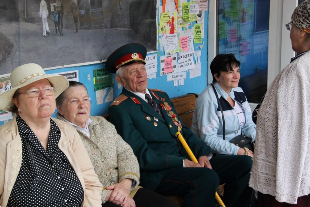 Фотоотчёт: В Алупке отметили День Победы 2018 5