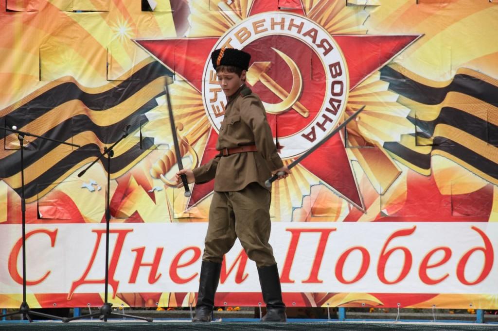 Фотоотчёт: В Алупке отметили День Победы 2018 10