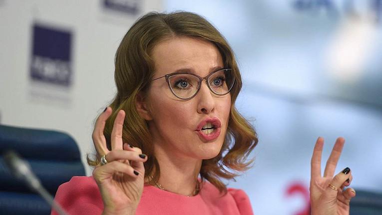 Генпрокуратура не сочла экстремизмом слова Собчак об украинском Крыме