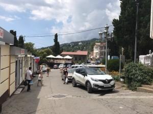 Город заполонили машины