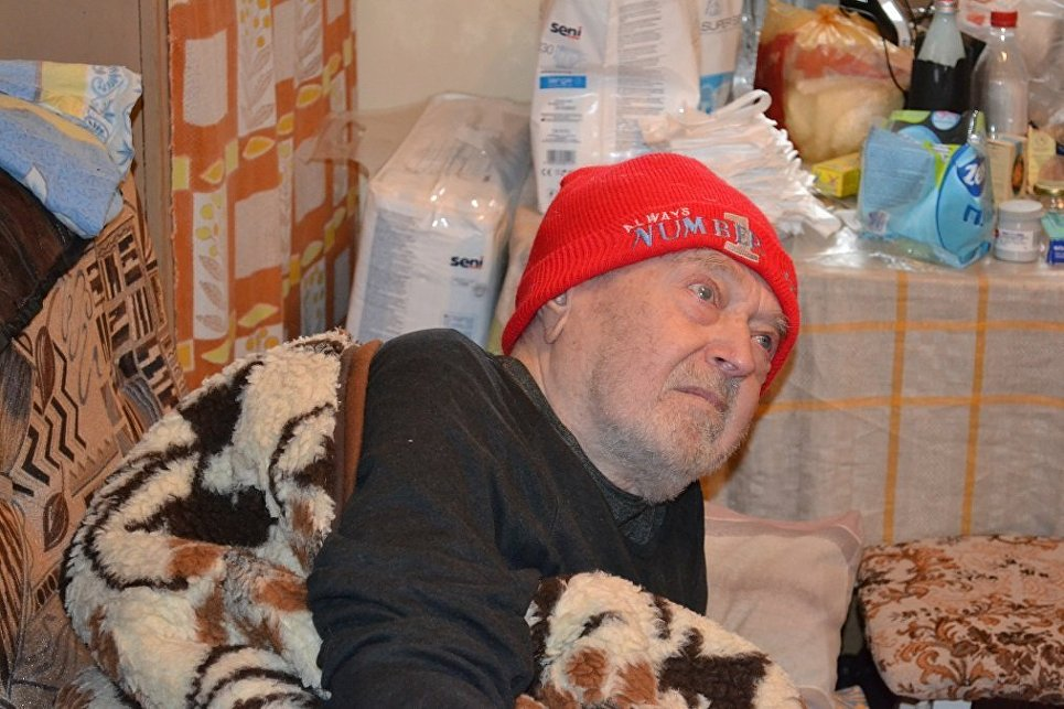 «Зиму не переживёт»: в Алупке ветеран ВОВ замерзает в неотапливаемой квартире 3