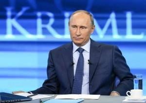 Смотреть онлайн большую пресс-конференцию Путина по итогам 2018 года