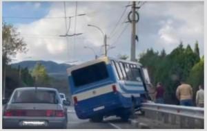 Прокуратура проводит проверку ДТП с участием рейсового автобуса